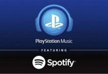 instalar Spotify para play station 4