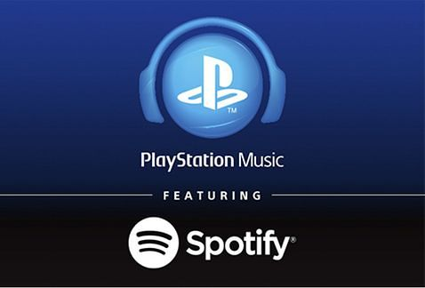 instalar Spotify para play station 4