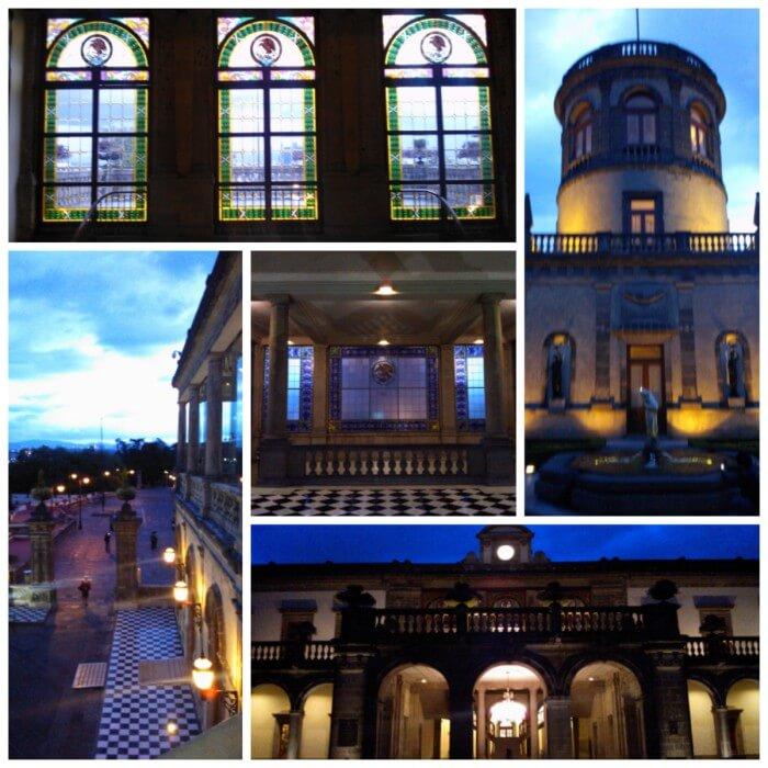 Castillo de Chapultepec - Noche de Museos