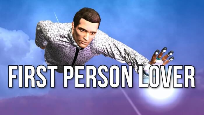 First person lover shooter