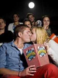 ir al cine en pareja