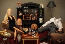 el lado oscuro de barbie con mariel clayton
