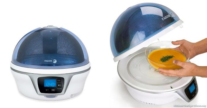 microondas del futuro