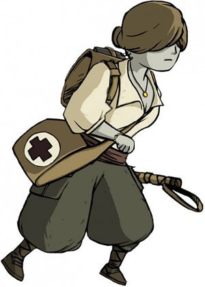 Anna - Valiant Hearts
