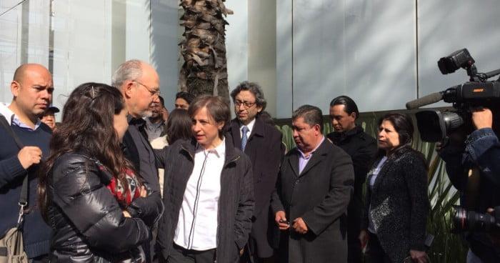 ¿Por qué el despido de Carmen Aristegui? El gobierno compra el silencio de MVS