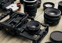 Beastgrip Pro kickstarter lente para celular