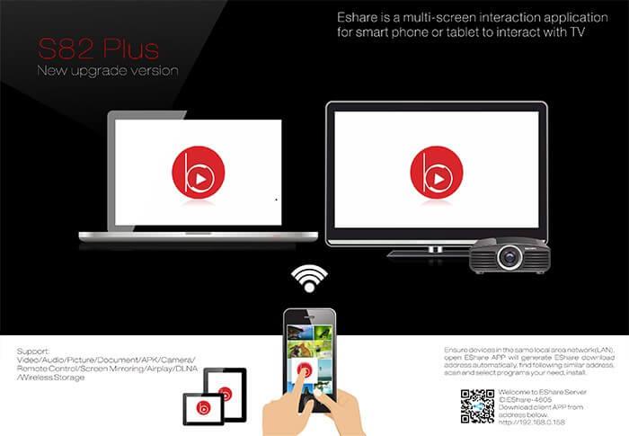 Beelink S82 convierte una smart tv