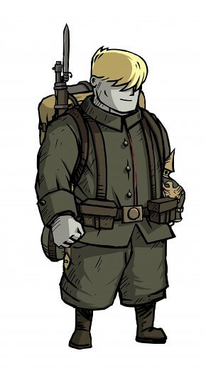 Karl - Valiant Hearts