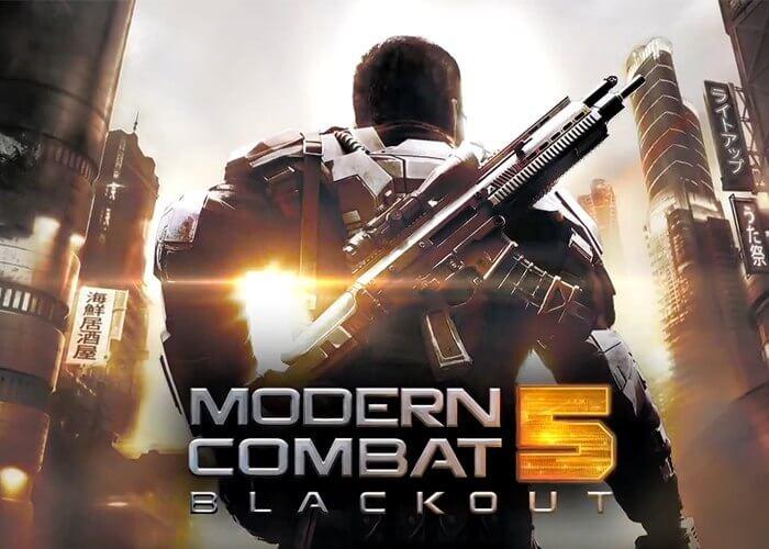 modern combat 5 gratis Freemium