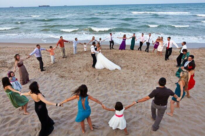 Fotografo creativo para bodas
