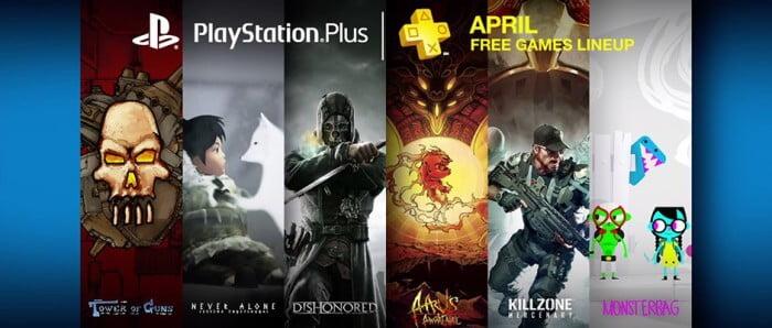 Juegos Gratis Playstation Plus Abril Neostuff