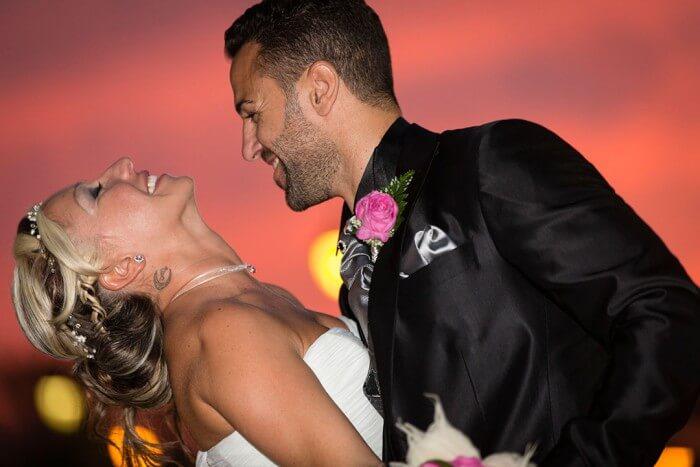 fotografia creativa en bodas