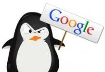 qué es google pingüino