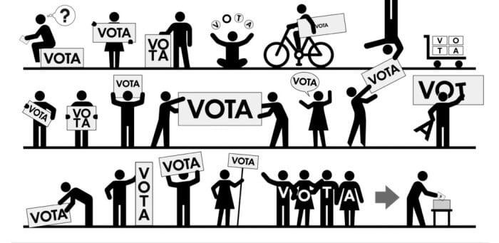 votaciones mexico 2015 - El circo político