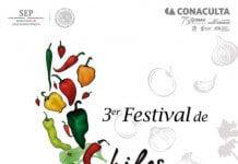 3 Festival del chile, salsas y molcajete