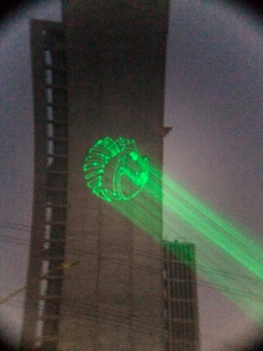Broncoseñal laser mty