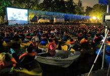 Lancha cinema en ciudad de méxico
