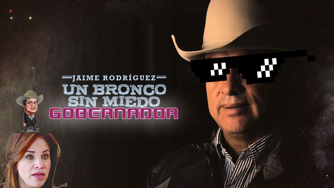 bronco rodriguez memes gobernador nuevoleon