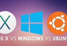 mac vs windows vs linux