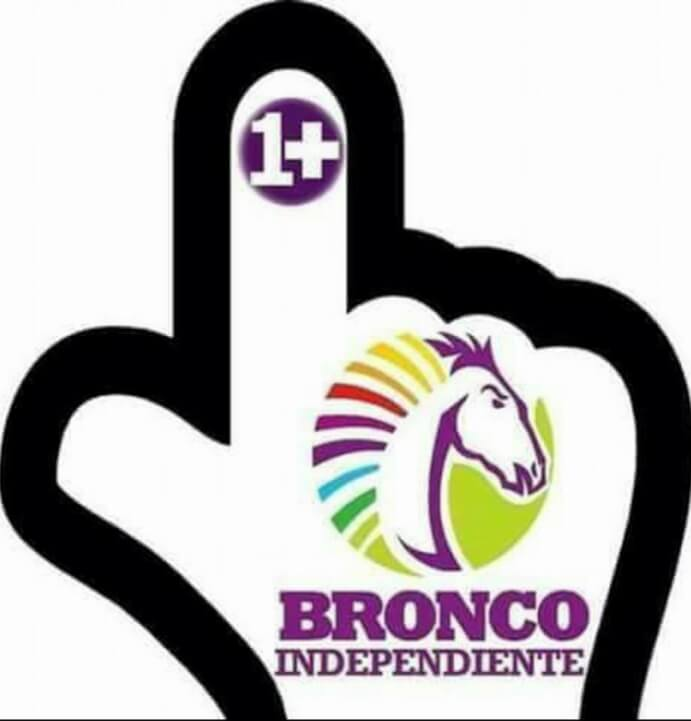 uno mas bronco independiente meme