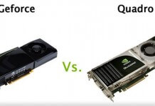 Diferencias Nvidia Gforce vs Quadro
