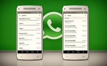 buscar en conversaciones de whatsapp