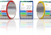 el primer smartphone wearable