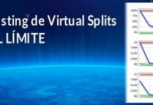 hosting virtual splits al limite