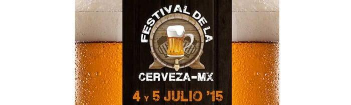 Festival de la cerveza en San Angel