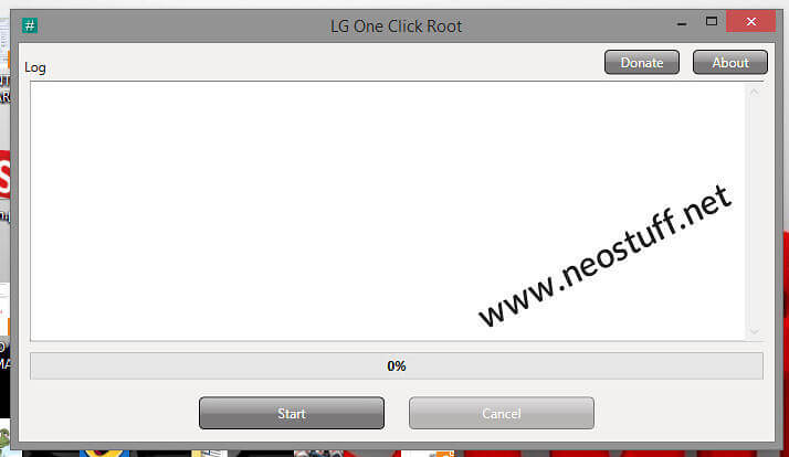 lg one clic root