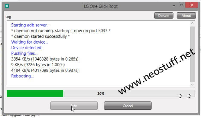 rooteando celular lg con one clic