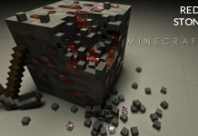 tutorial Red Stone Minecraft