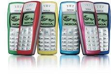 Nokia 1100 Seguro recuerdas a este clásico que tenían todos tus amigos