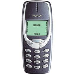 Nokia 3310 el celular mas vendido del 2000