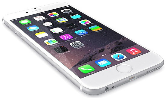 Apple iPhone 6 el éxito de ventas en 2014