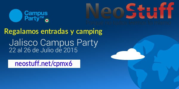 boletos gratis campus party 2015