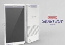 Smart Boy el smartphone de nintendo