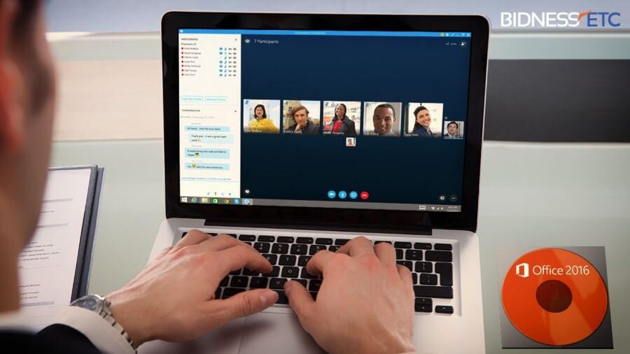 office y skype buscan negocios