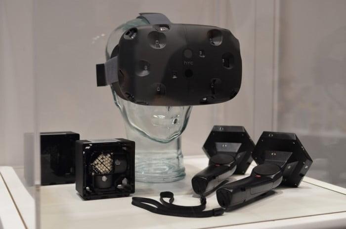 realidad virtual htcvr