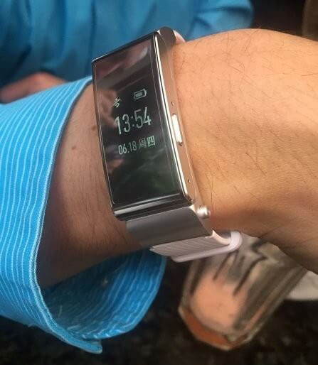 reloj mano