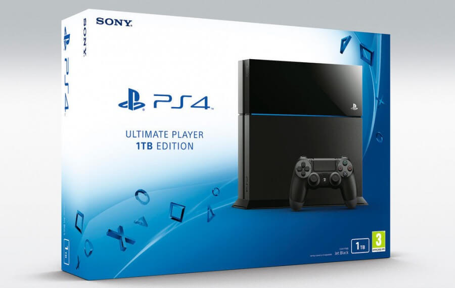 sony ps4 ultimate edition
