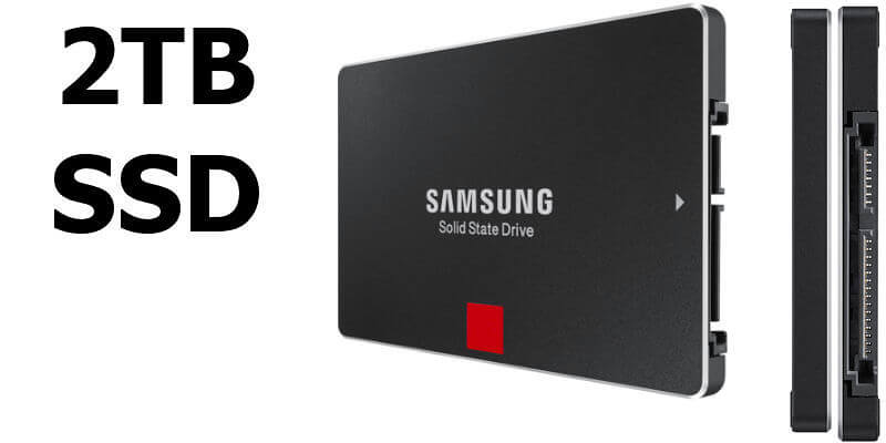 ssd 2tb solid state drive samsung