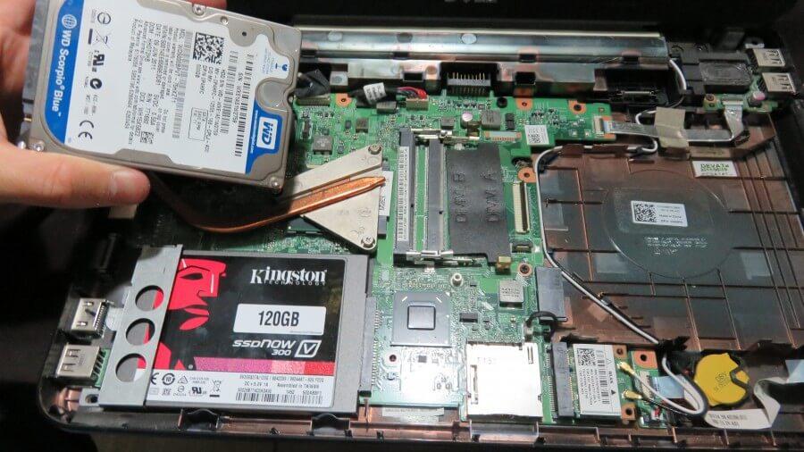 Cómo Clonar un disco duro de computadora