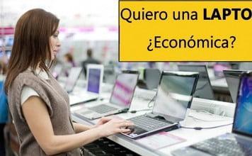 la mejor laptop económica mexico 2015