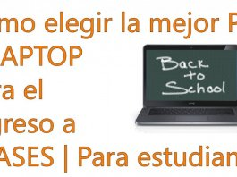 mejor laptop estudiantes profesional