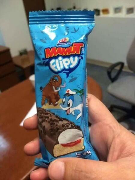 nuevo mamut flipy gamesa 2015