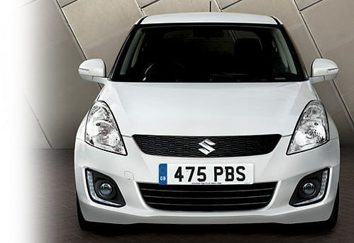 suzuki swift de frente