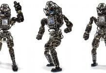 Robot altas google boston dynamics