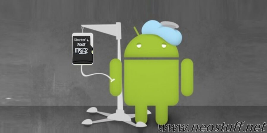 ahorrar espacio en android