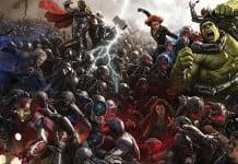Películas de super heroes